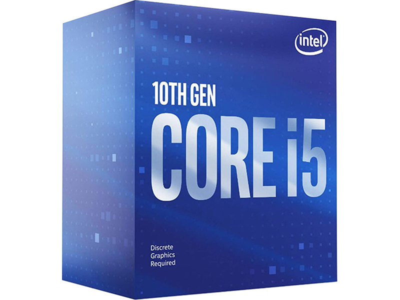 Фото - Процессор Intel Core i5-10400F (2900Mhz/LGA1200/L3 12288Kb) BOX процессор intel core i5 10500 3100mhz lga1200 l3 12288kb oem