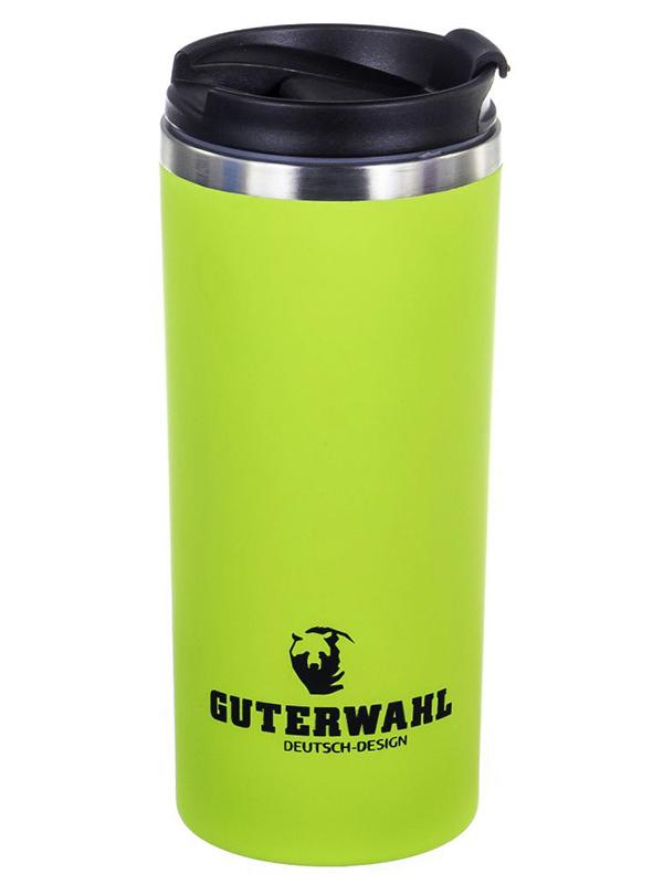 Термокружка PSF Group Guterwahl 380ml Lime Green 120-26036