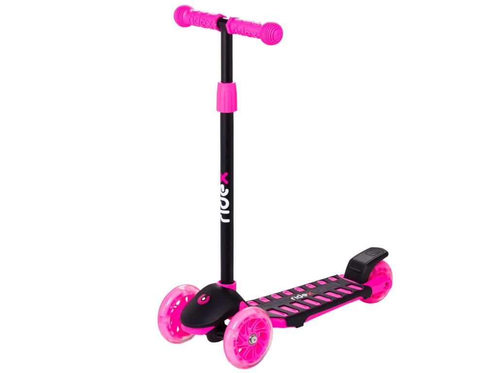 Самокат Ridex 3D Spike 120/100mm Pink самокат ridex 3d robin 120 90mm pink