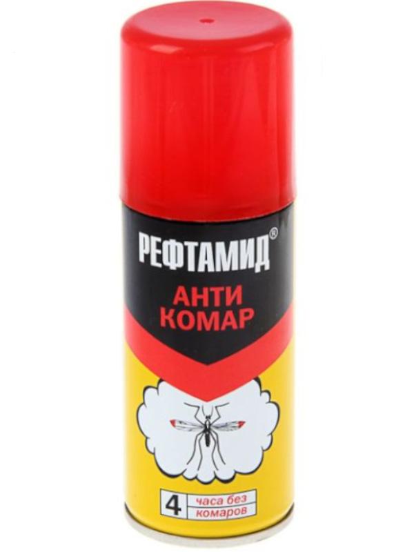 Средство защиты от комаров Репеллент Рефтамид 100ml 6-199
