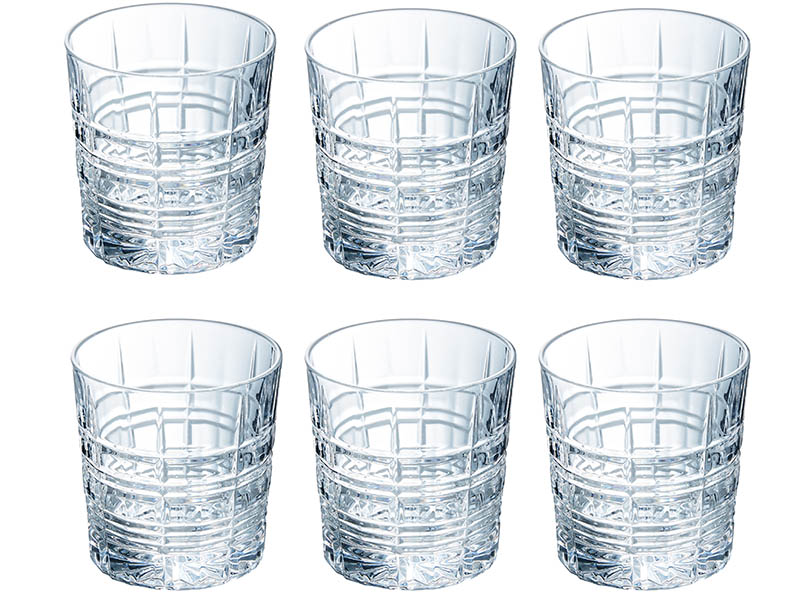 Набор стаканов Luminarc Dallas 300ml 6шт P6610