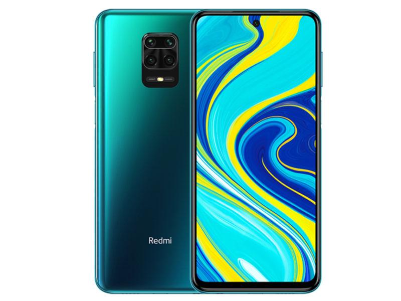 Фото - Сотовый телефон Xiaomi Redmi Note 9S 4/64Gb Aurora Blue Выгодный набор + серт. 200Р!!! сотовый телефон huawei y7 2019 4 64gb aurora purple