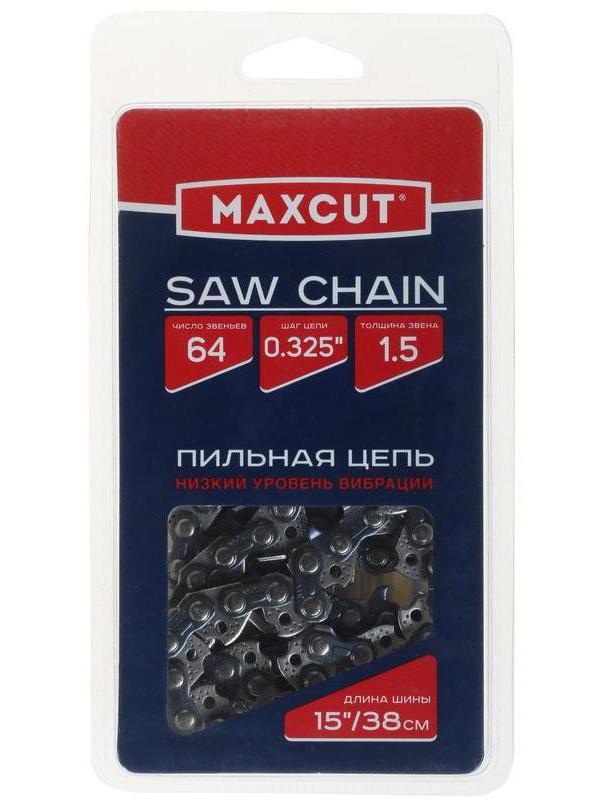 Цепь MAXCut 21LV-64E шаг-0.325 паз-1.5 64 звеньев 86321064