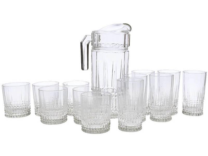 Набор питьевой Luminarc Elysees 13 предметов P7566