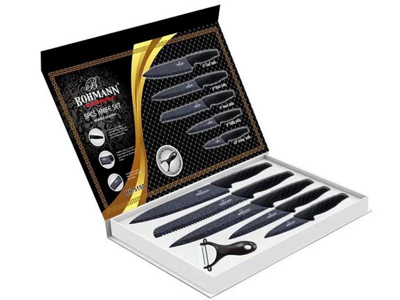 Набор ножей Bohmann Ножи BH-5150