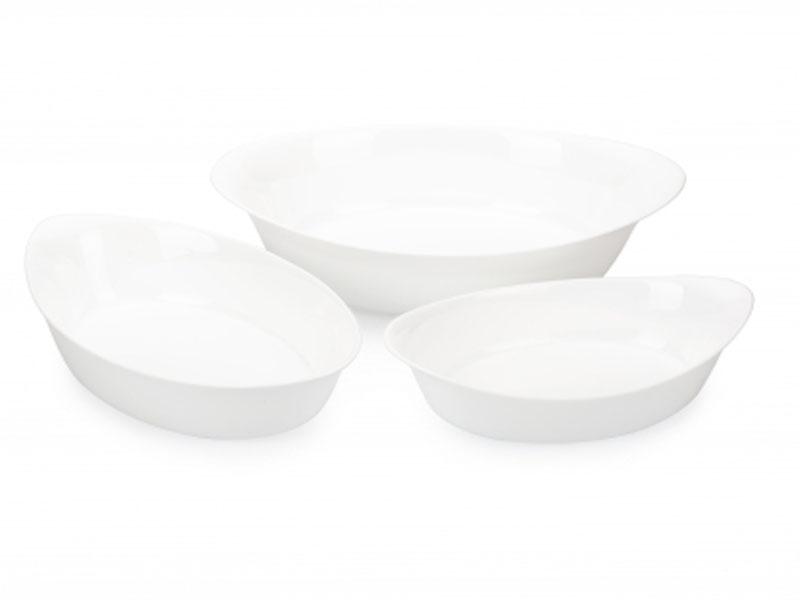 Набор форм для запекания Luminarc Smart Cuisine 2+1 предмета P0691