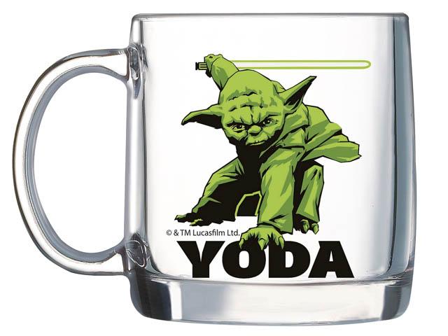 Кружка Luminarc Star Wars Yoda 380ml H8502SWY