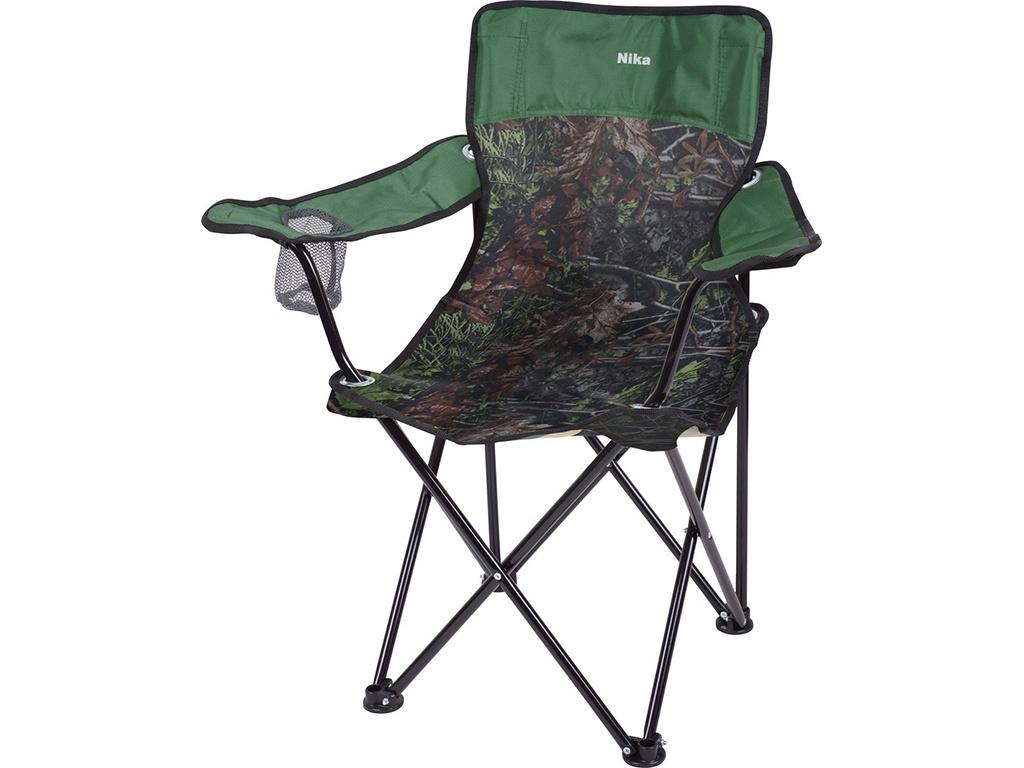 Стул Nika Премиум 6 с дубовыми листьями ПСП6/3 кресло nika премиум 6 синий серый