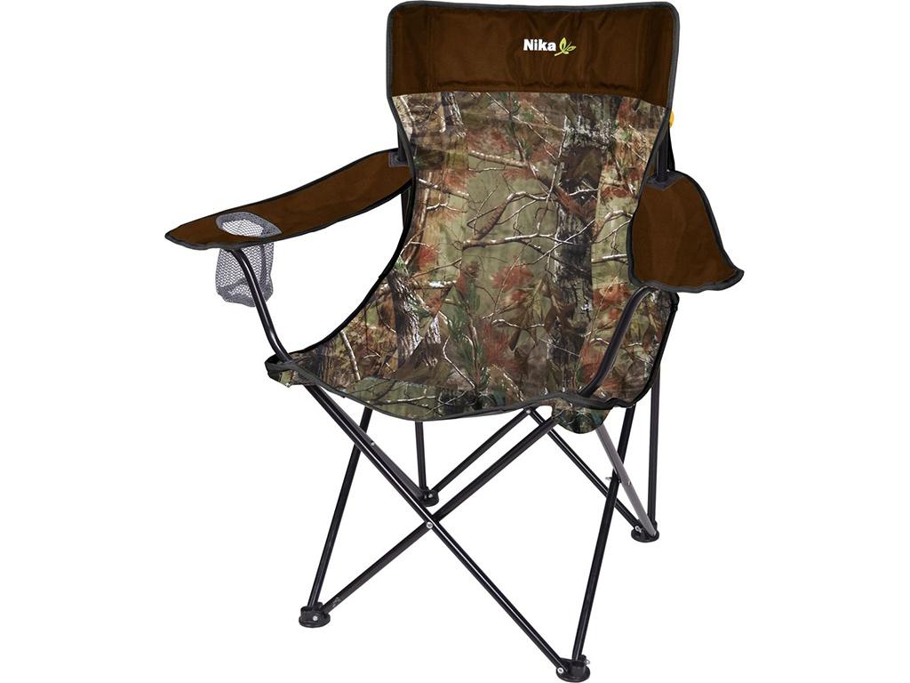 Стул Nika Премиум 6 Hunt-Brown ПСП6/ХК кресло nika премиум 6 синий серый