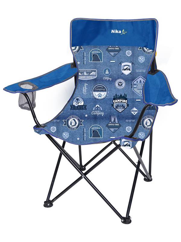 Стул Nika Премиум 6 Jeans-Blue ПСП6/ДС стул nika премиум 2 синий серый