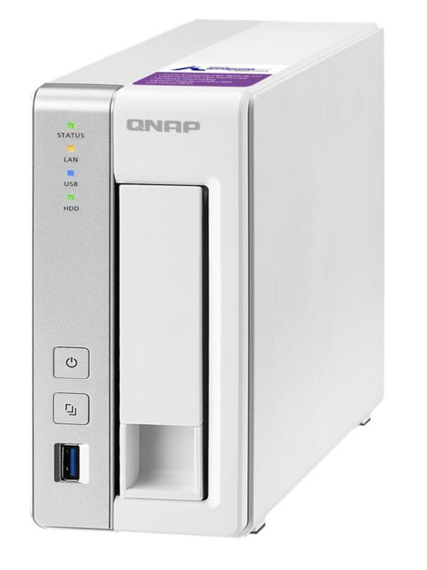 Сетевое хранилище (NAS) QNAP TS-131P
