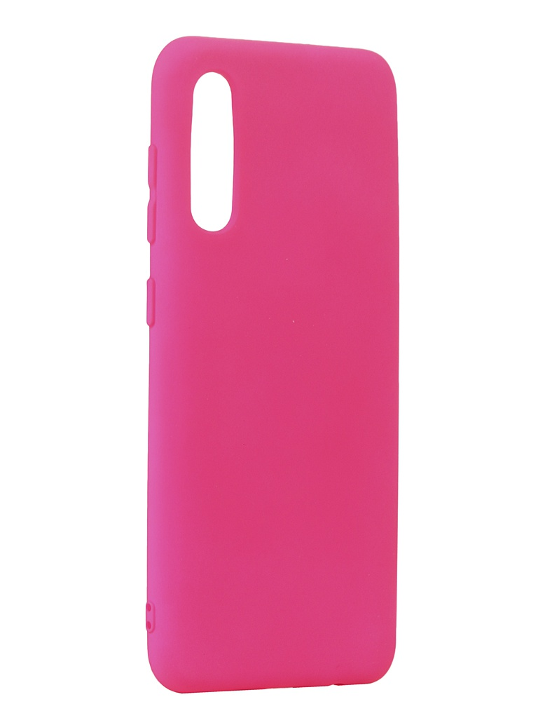 Чехол Neypo для Samsung Galaxy A50 (2019) Silicone Case 2.0mm Hot Pink NSC16816
