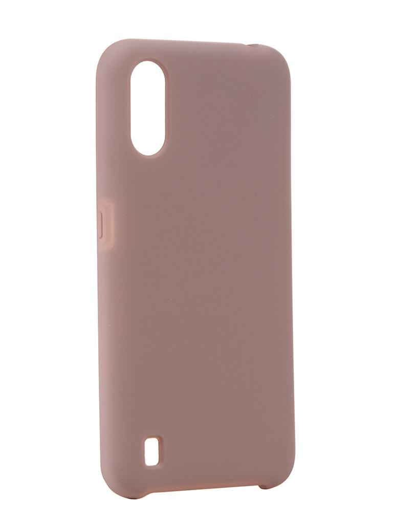 Чехол Neypo для Samsung Galaxy A01 (2020) Hard Case Rose Quartz NHC16794