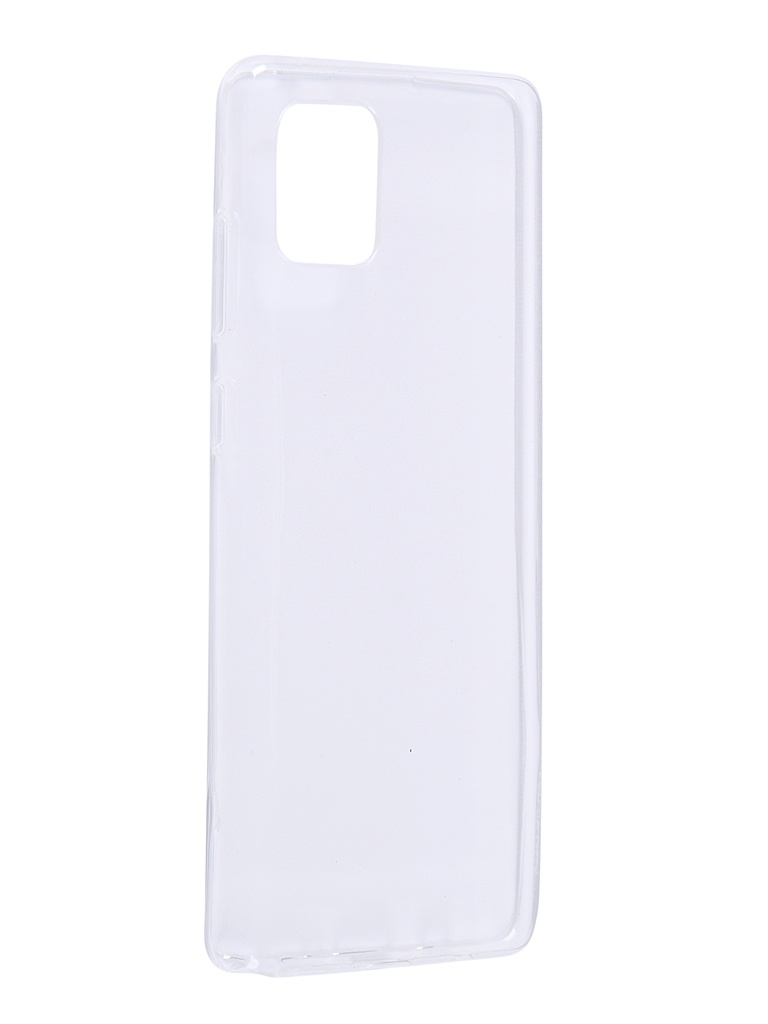 Чехол Neypo для Samsung Galaxy Note 10 Lite Silicone Transparent NST16684 чехол luxcase для samsung galaxy note 10 lite transparent