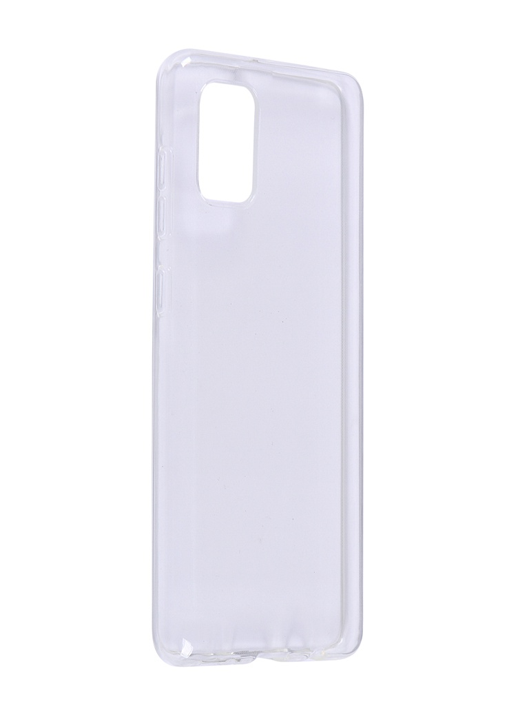 Чехол Neypo для Samsung Galaxy A31 (2020) Silicone Transparent NST16951