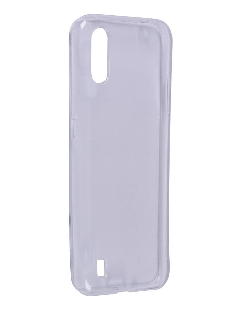 Чехол Neypo для Samsung Galaxy A01 (2020) Silicone Transparent NST16345 чехол neypo для samsung galaxy a01 core silicone transparent nst18157