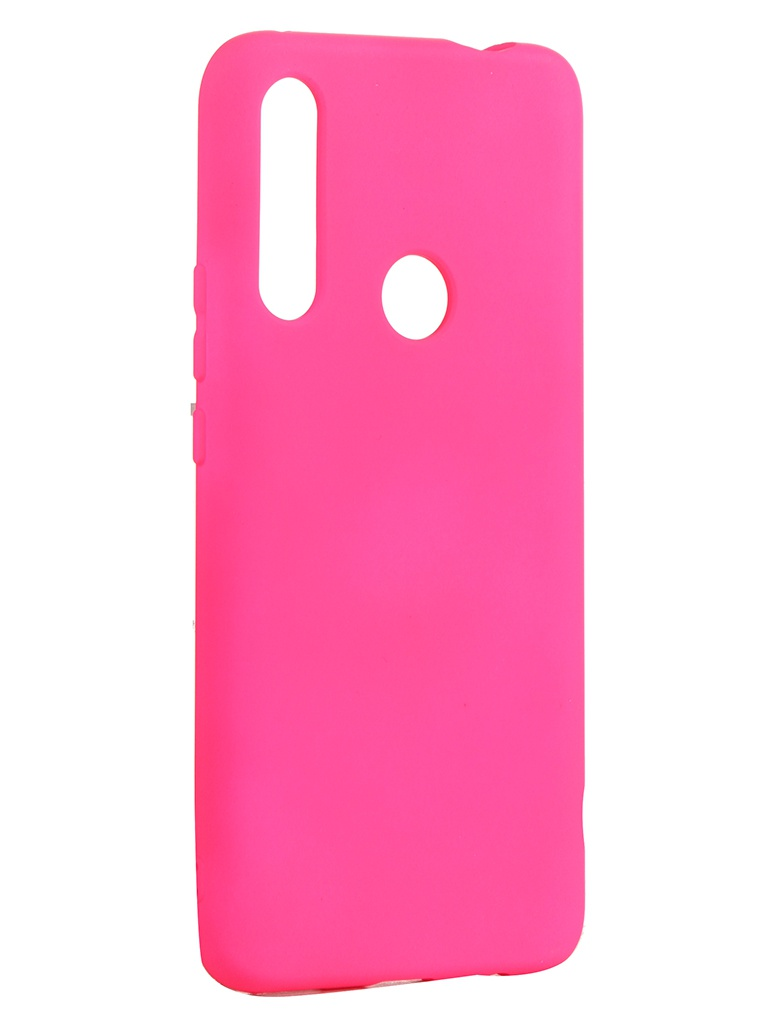 Чехол Neypo для Honor 9X/P Smart Z Silicone Case 2.0mm Hot Pink NSC16815