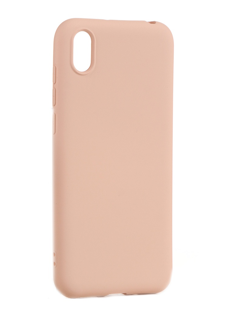 Чехол Neypo для Honor 8S/Y5 2019 Silicone Case 2.0mm Rose Quartz NSC15455