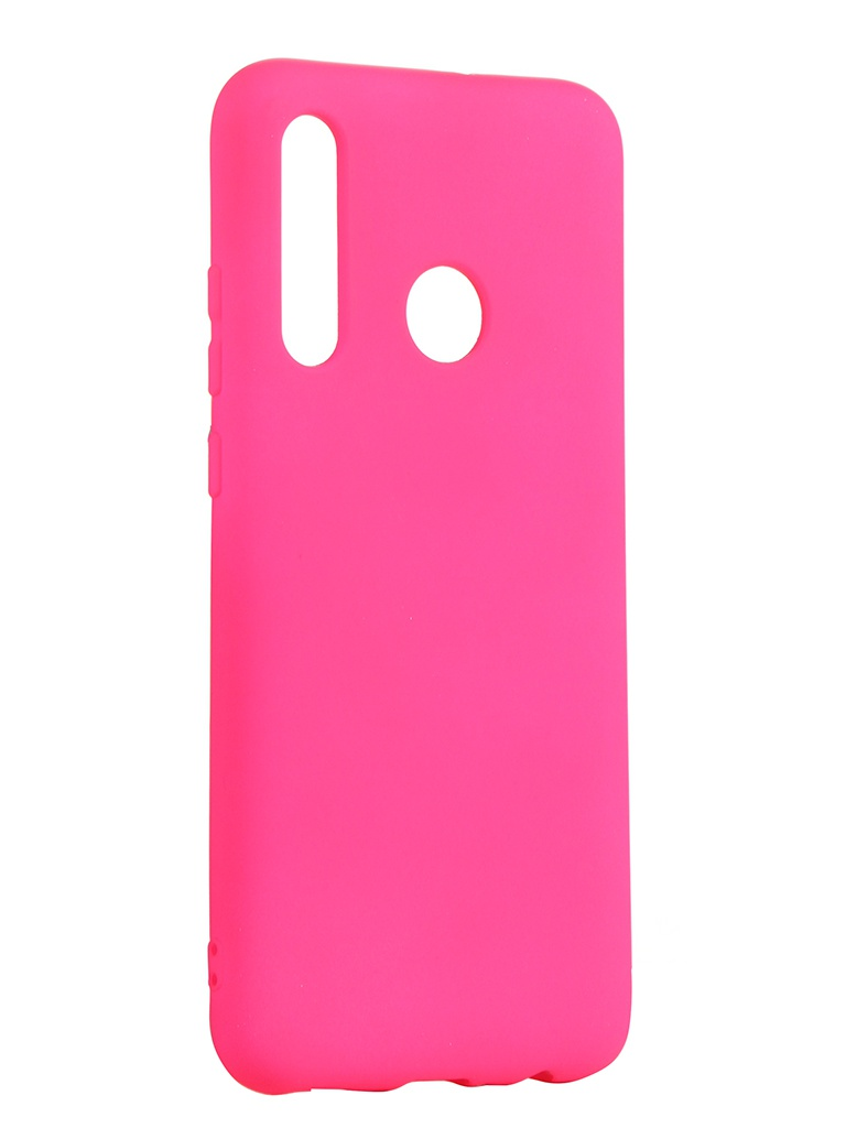 Чехол Neypo для Honor 10i Silicone Case 2.0mm Hot Pink NSC16813