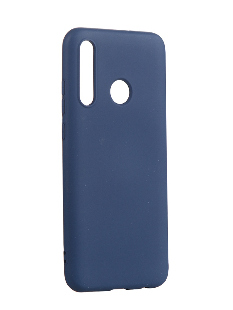 Чехол Neypo для Honor 10i Silicone Case 2.0mm Dark Blue NSC16040