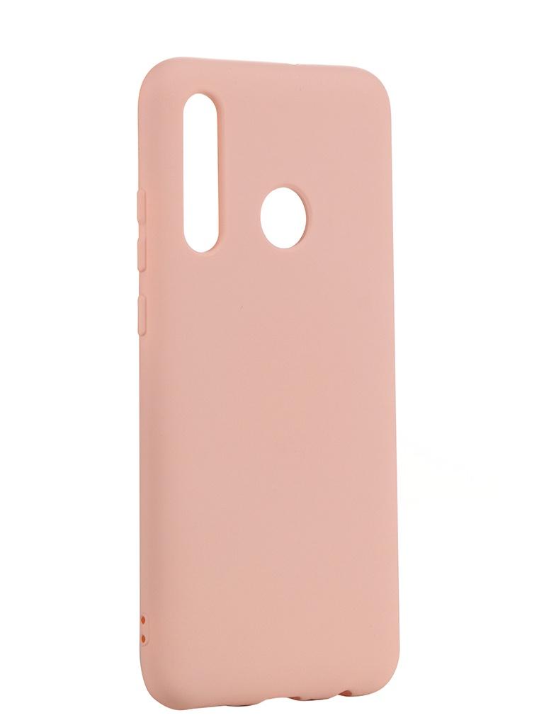 Чехол Neypo для Honor 10i Silicone Case 2.0mm Rose Quartz NSC16451
