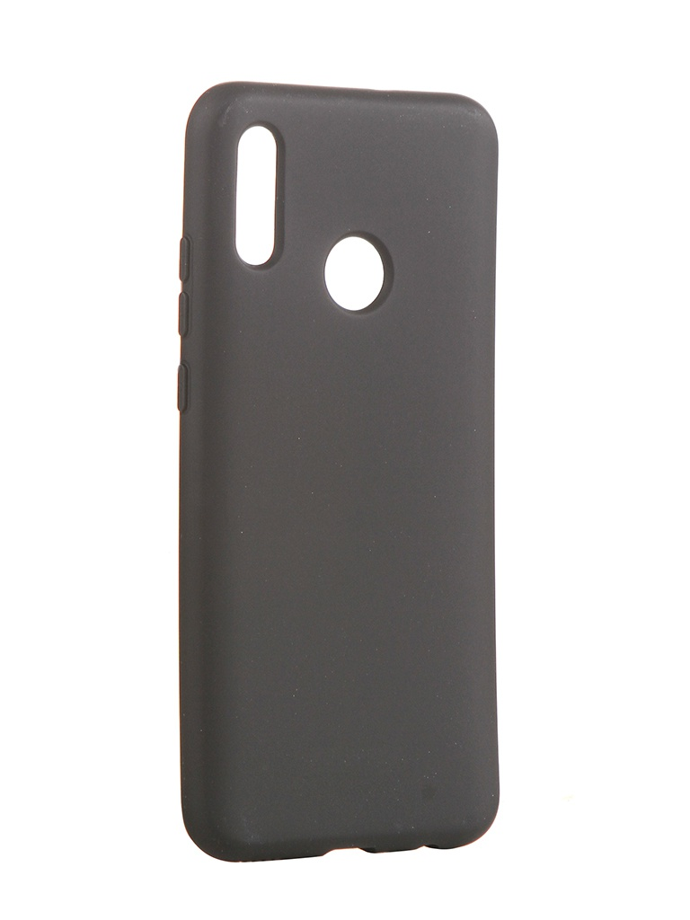 Чехол Neypo для Honor 10 Lite/P Smart 2019 Silicone Case 2.0mm Black NSC16318
