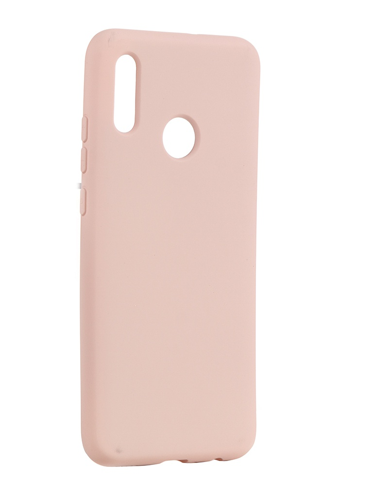 Чехол Neypo для Honor 10 Lite/P Smart 2019 Silicone Case 2.0mm Rose Quartz NSC16317