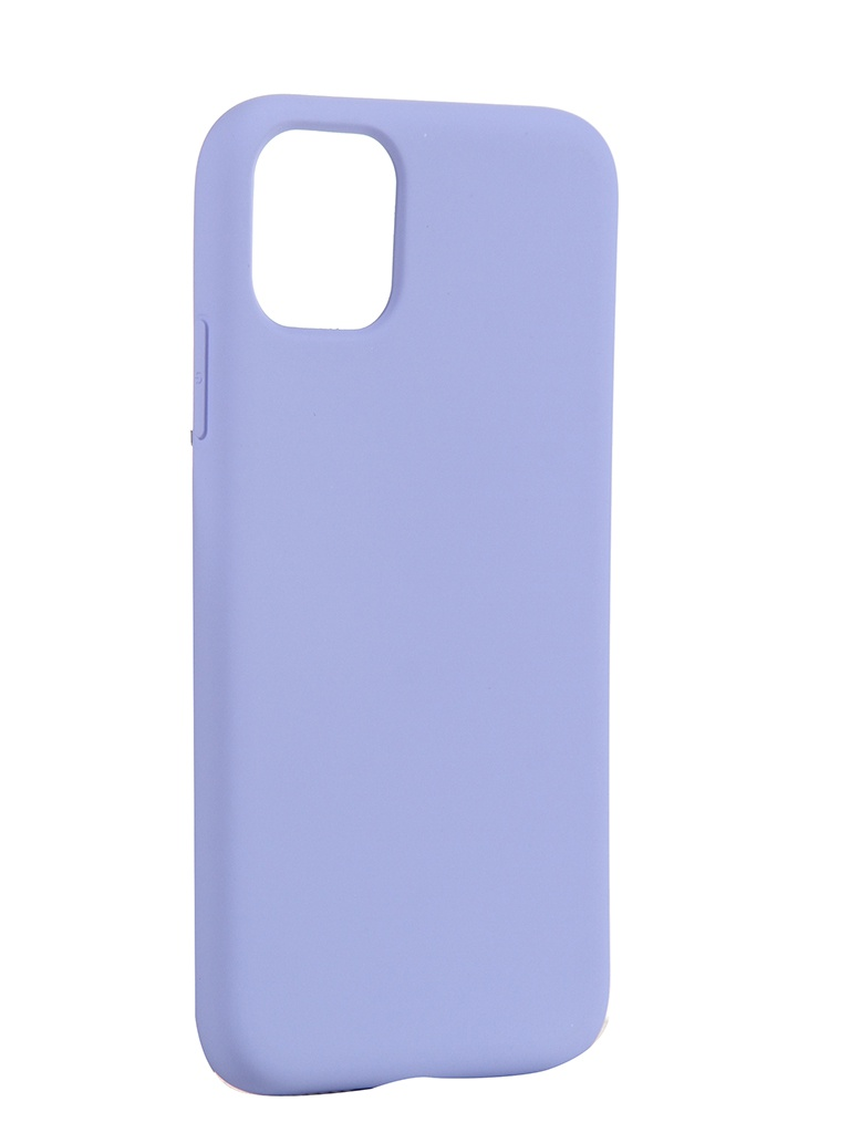 Чехол Neypo для APPLE iPhone 11 6.1 (2019) Silicone Case 2.0mm Lilack NSC15467