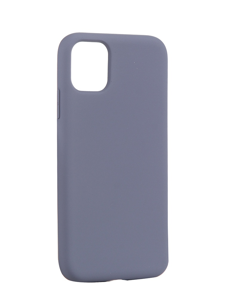 Чехол Neypo для APPLE iPhone 11 6.1 (2019) Silicone Case 2.0mm Light Grey NSC15464