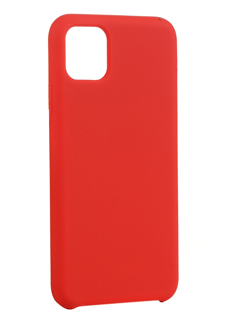 Чехол Neypo для APPLE IPhone 11 Pro Max (2019) Hard Case Red NHC15702