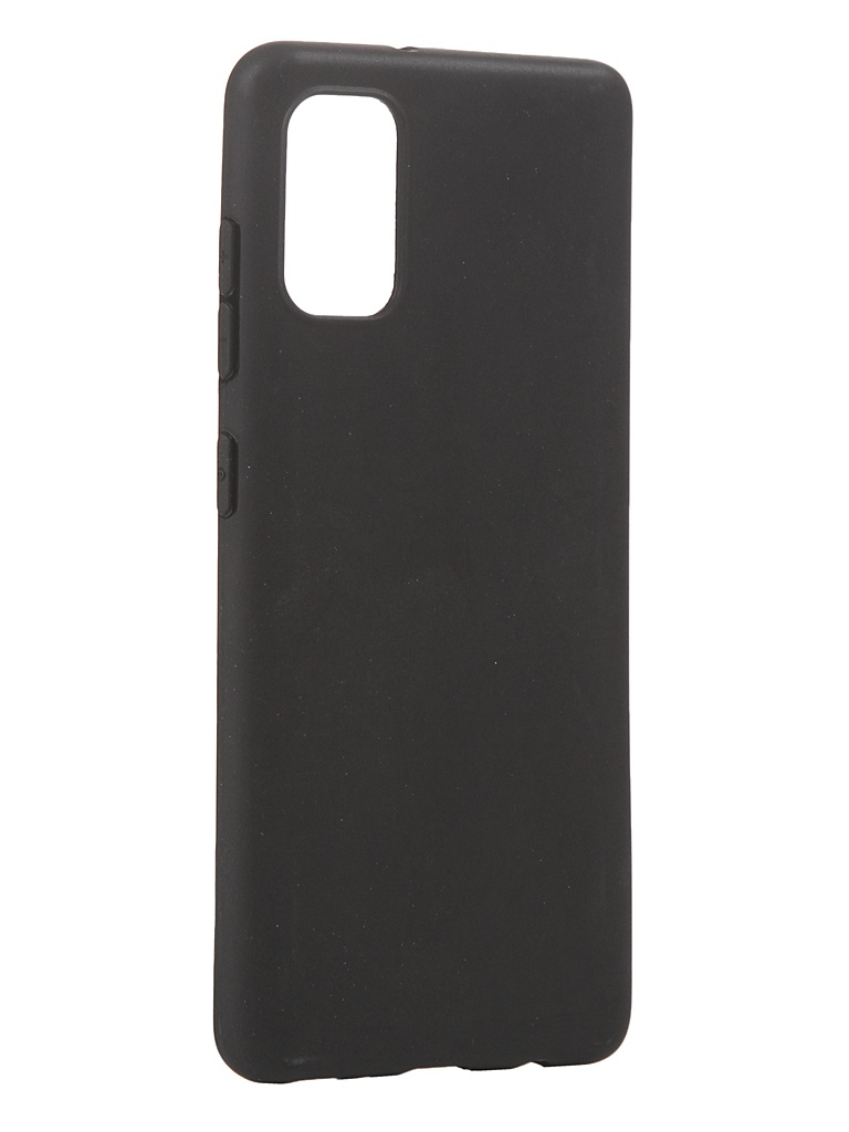Чехол Neypo для Samsung Galaxy A41 2020 Silicone Soft Matte Black NST16949 аксессуар чехол для samsung galaxy a5 2017 neypo silicone neon black nstn2730