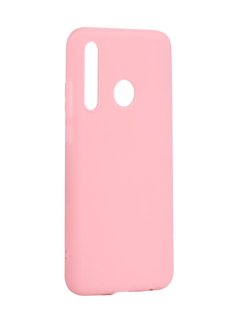 Чехол Neypo для Huawei Honor 10i Silicone Soft Matte Pink NST15864