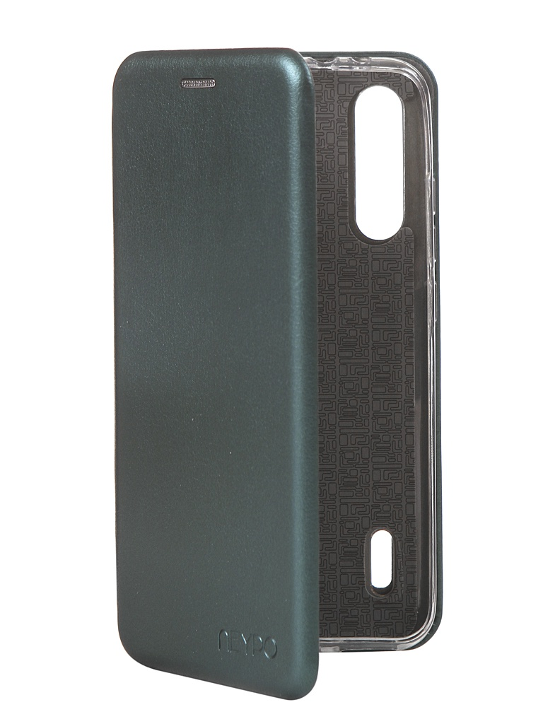 Чехол Neypo для Xiaomi Mi A3 CC9E Premium Dark Green NSB16742