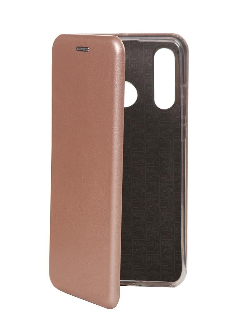 Чехол Neypo для Huawei Honor 20S/20 Lite Premium Rose-Gold NSB15854