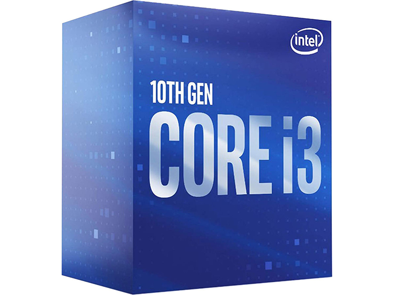 Процессор Intel Core i3-10100 (3600MHz/LGA1200/L3 6144Kb) BOX