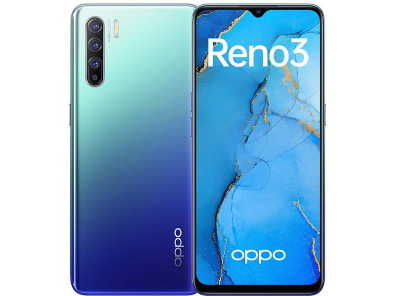 Сотовый телефон Oppo Reno 3 8/128Gb Blue