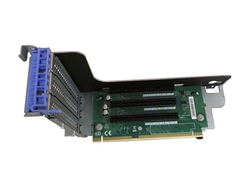 Аксессуар Lenovo ThinkSystem SR550/SR590/SR650 x8/x8/x8 PCIe FH Riser 1 Kit 7XH7A02677