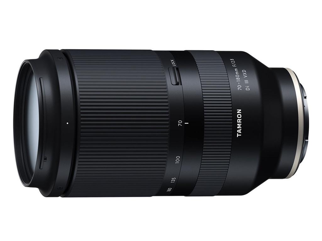 Фото - Объектив Tamron A056 70-180mm Di III VXD F/2.8 Sony E объектив