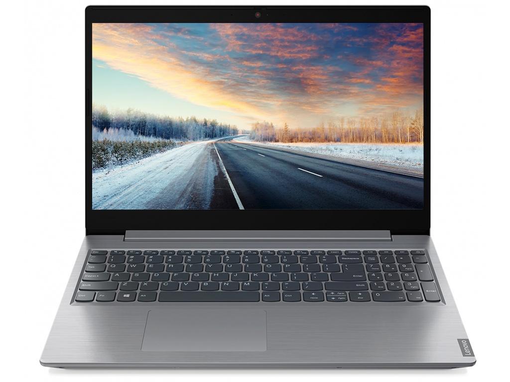 Ноутбук Lenovo IdeaPad L3 15IML05 Platinum Grey 81Y3001QRK (Intel Core i5-10210U 1.6 GHz/4096Mb/256Gb SSD/Intel UHD Graphics/Wi-Fi/Bluetooth/Cam/15.6/1920x1080/DOS)