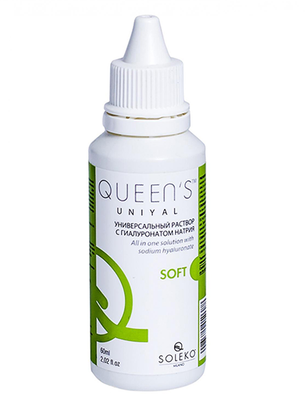 Фото - Раствор Soleco Queens UniYal 60ml ключ thule 200