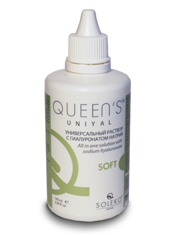 Фото - Раствор Soleco Queens UniYal 100ml ключ thule 200