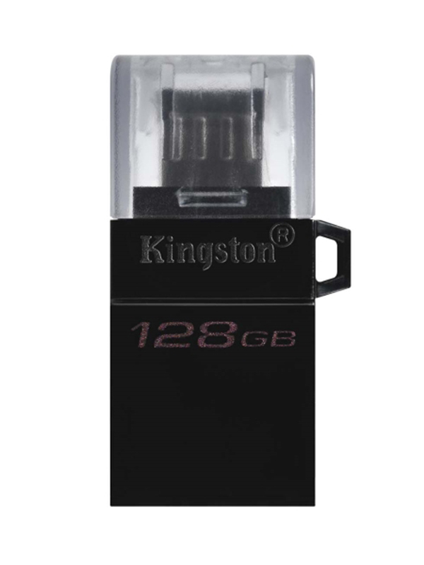 USB Flash Drive 128Gb - Kingston DataTraveler MicroDuo 3.0 G2 DTDUO3G2/128GB