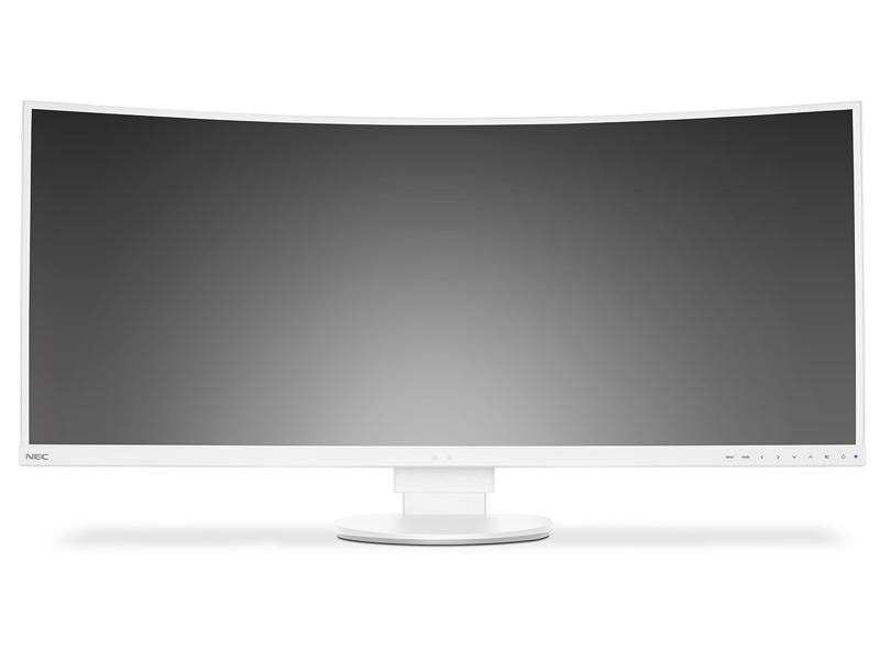 Монитор NEC MultiSync EX341R White монитор nec multisync e241n white