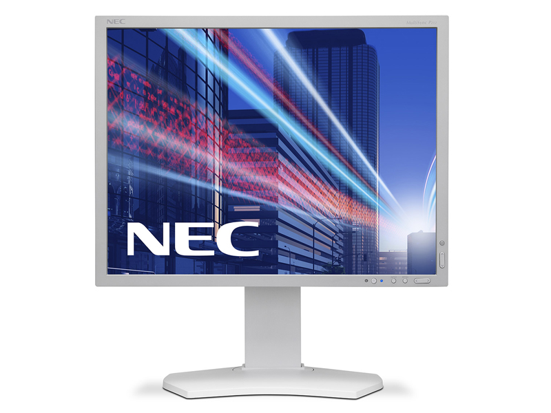 Монитор NEC MultiSync P212 White