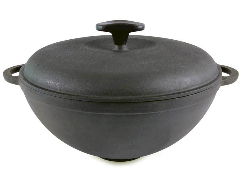 Сковорода Ситон 30cm 5.5L Ч30130к
