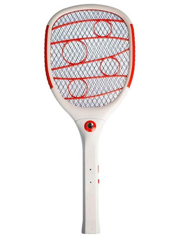 Средство защиты от комаров Rexant 1000В Профи 70-0420 - Мухобойка электрическая