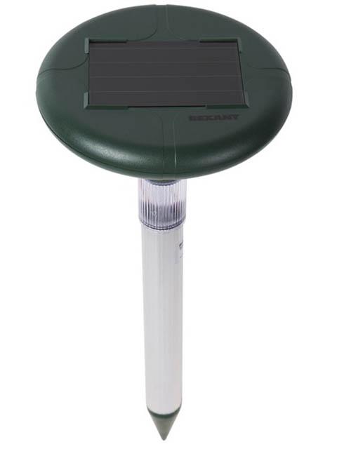 Средство защиты Rexant 71-0027 - Ультразвуковой отпугиватель ультразвуковой отпугиватель rexant 71 0037 20 кв м