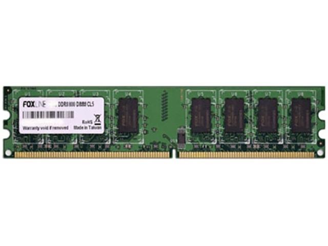 Модуль памяти Foxline FL800D2U6-4G