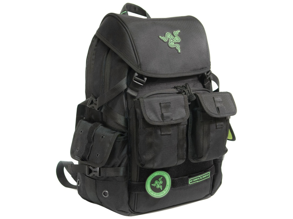 Рюкзак Razer 17.0-inch Tactical Pro Gaming Backpack RAZERBP17