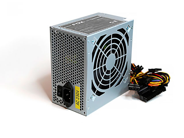 Блок питания Foxline Power Supply ATX 450W FZ450R